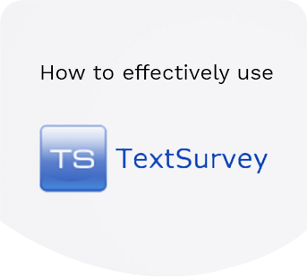 TextAnywhere eBook cover: How to effectively use TextSurvey