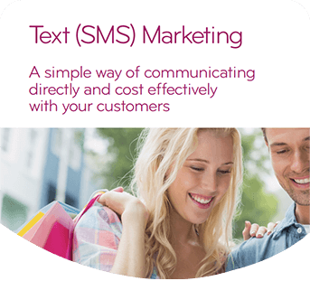 TextAnywhere eBook cover: Text (SMS) marketing a simple way of communicating directly and cost effectively with your customers