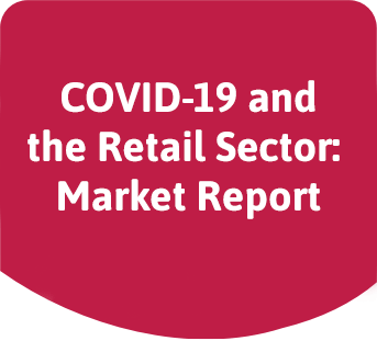 TextAnywhere eBook cover: COVID-19 and the retail sector market report