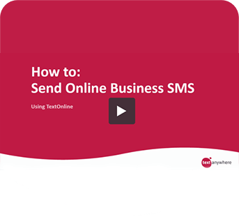 How to video: Send online business SMS