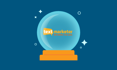 Text Marketer crystal ball