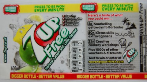7 up packaging