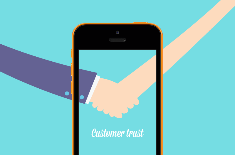 Help your customers to trust you
