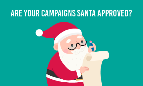 Are your SMS campaigns Santa approved?