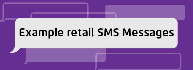 Example-SMS-retail-messages