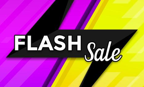 Flash sale thumbnail image