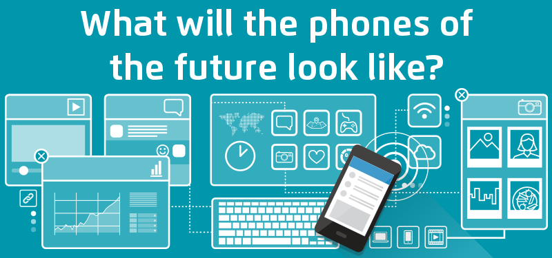 Phones of the future - Text Marketer
