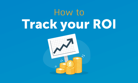 Illustration of measuring your ROI
