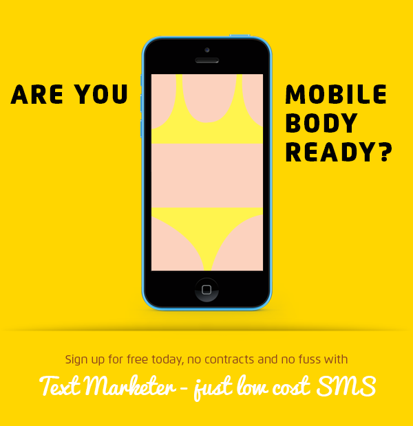 Get your SMS marketing body texts just right