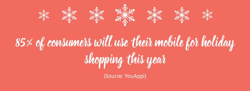 Festive Christmas marketing