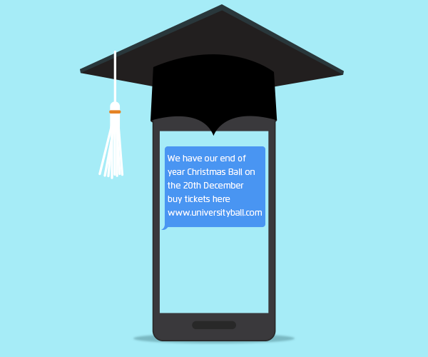 University and School SMS