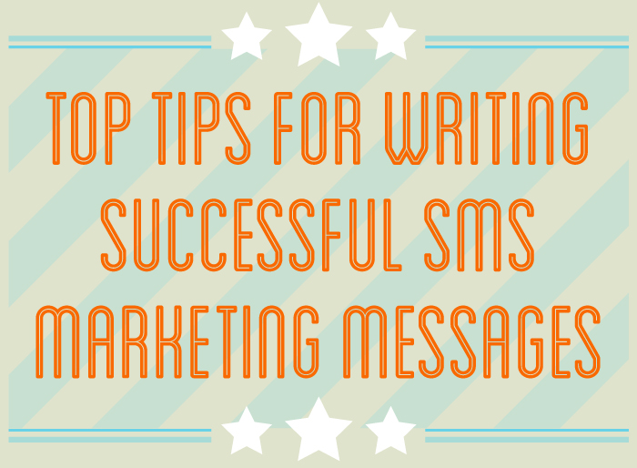 Tips for a successful marketing messages