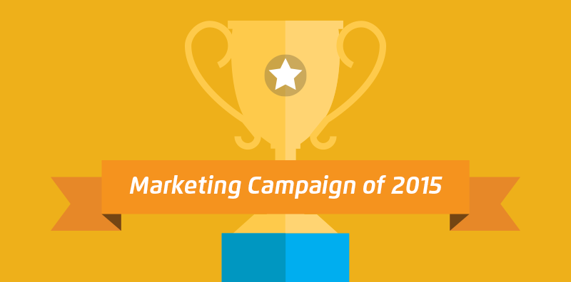Top Marketing Campaigns 2015