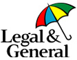 Legal & General logo for Text Marketer testimonials