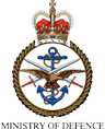 Ministry of Defence logo for Text Marketer testimonials
