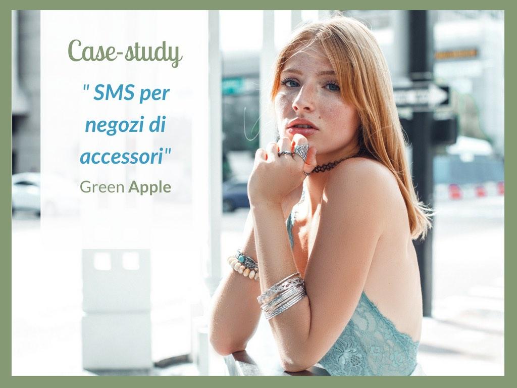 Aumentare le vendite in negozio con SMS - Green Apple Case Study