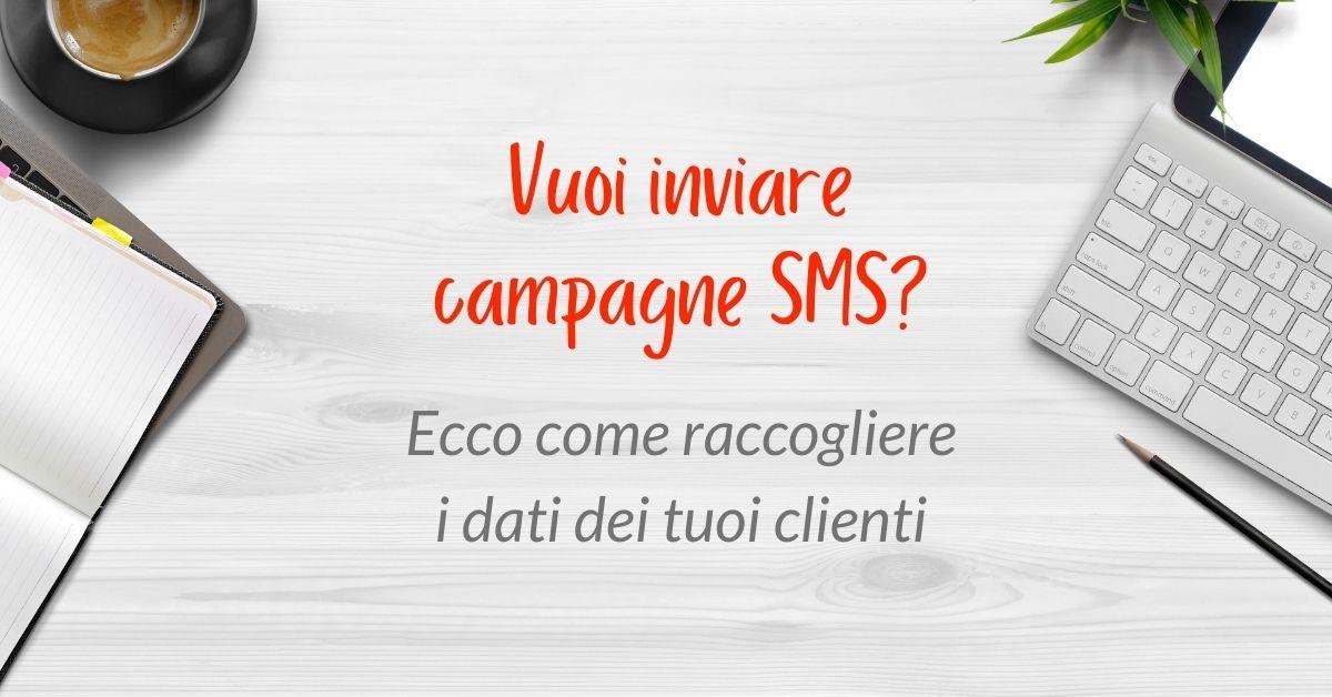 Come creare una lista contatti per campagne SMS