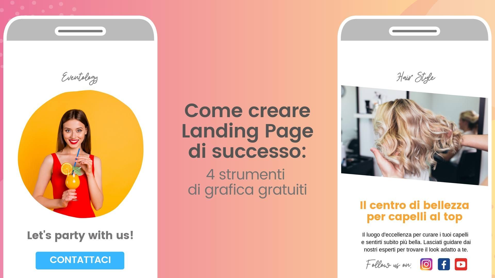4 tool per creare landing page di successo
