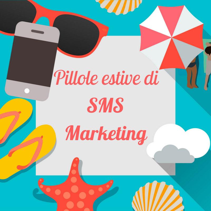 SMS marketing estivo
