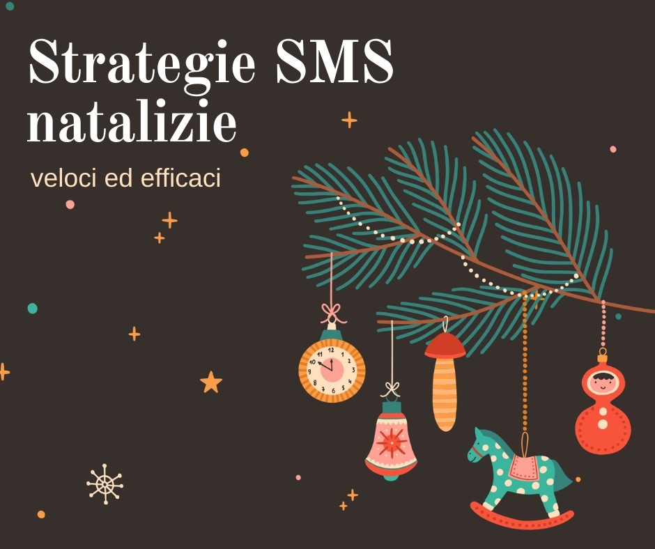 Strategie SMS natalizie
