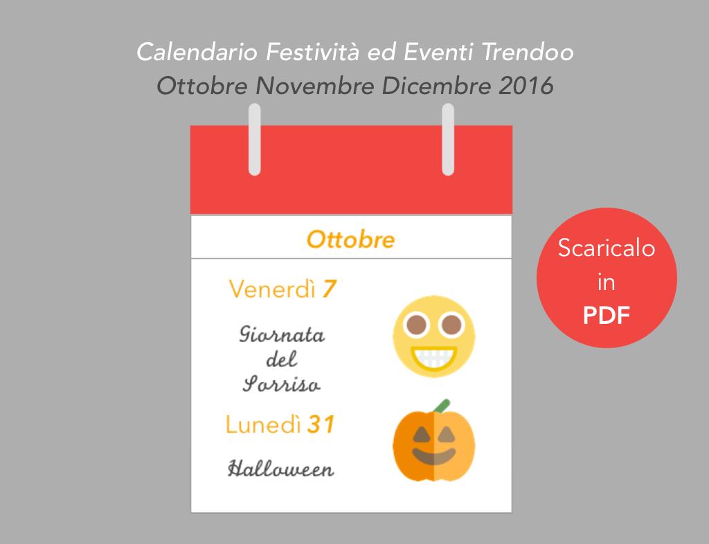 calendario-delle-festività-eventi-ottobre-novembre-dicembre-2016