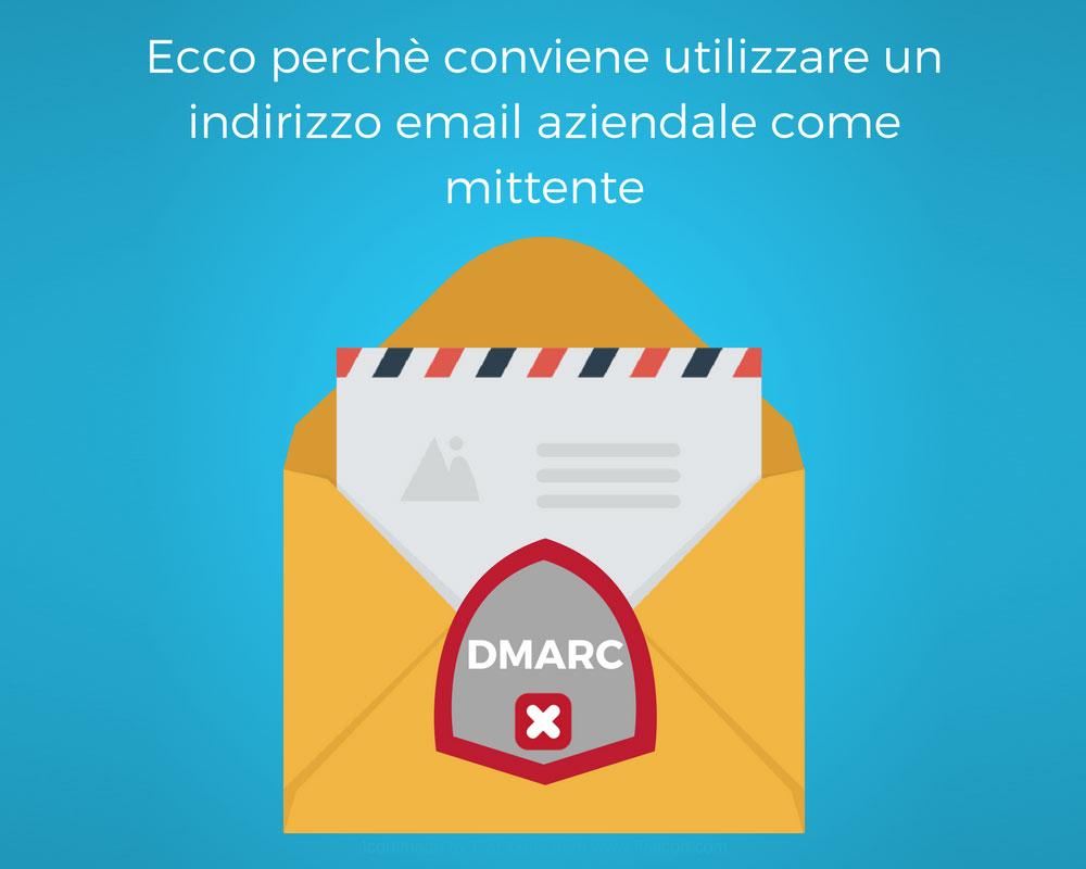 perché non dovresti usare indirizzi email generici come mittente