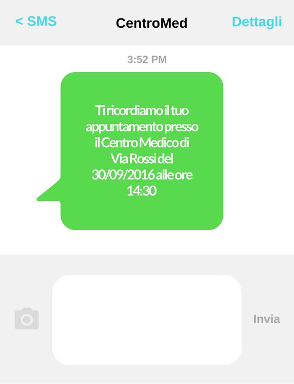 gli sms per il service i motivi di una scelta vincente trendoo