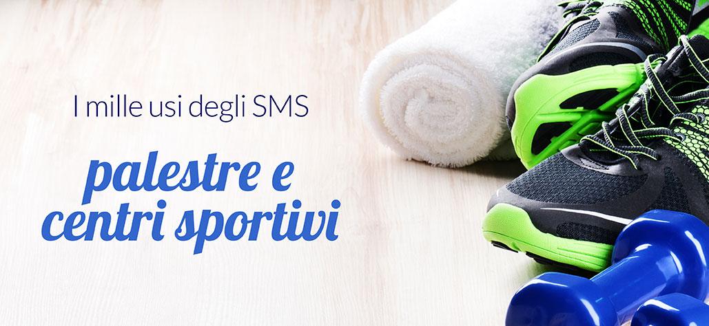 SMS per palestre e centri sportivi