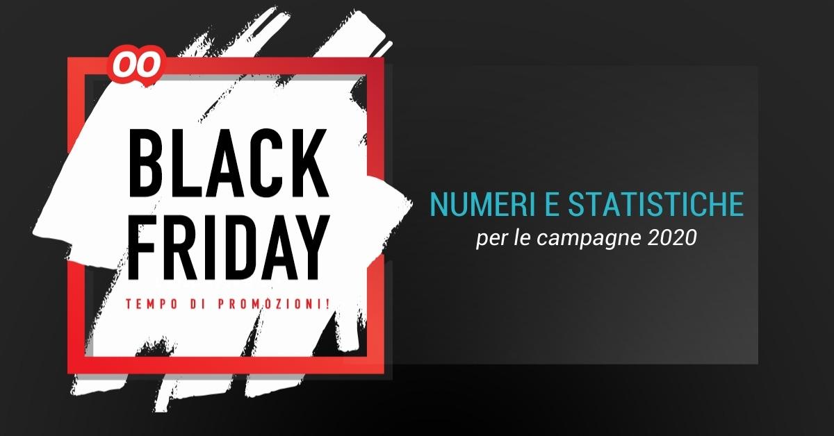 statistiche Black Friday 2020