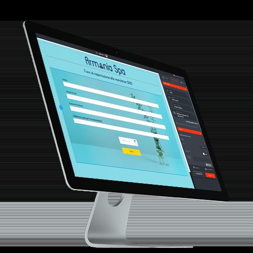 Form online desktop