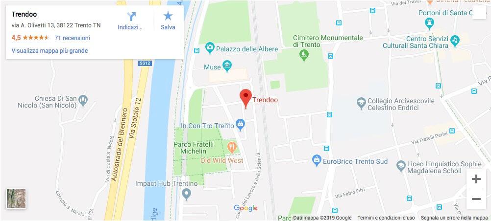 Trendoo-map