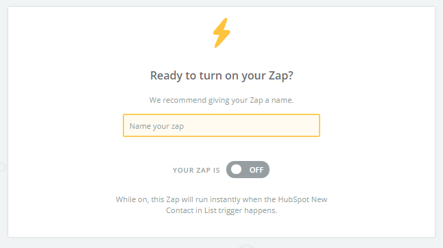 Êtes vous prêt à utiliser Zapier